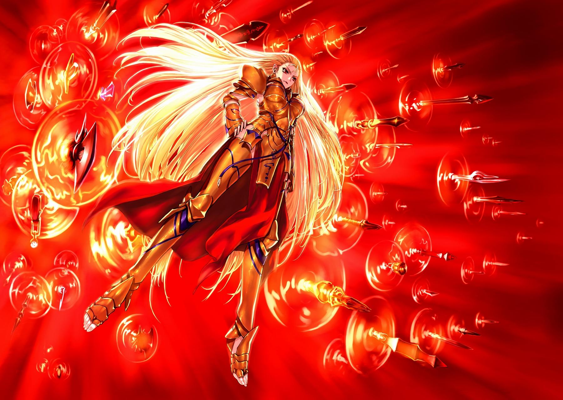 Gate Of Babylon Zerochan Anime Image Board