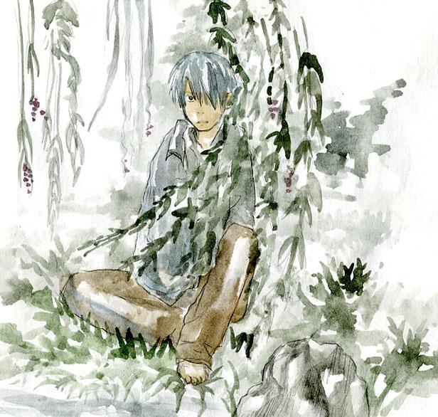 ginko mushishi by klikster - photo #21