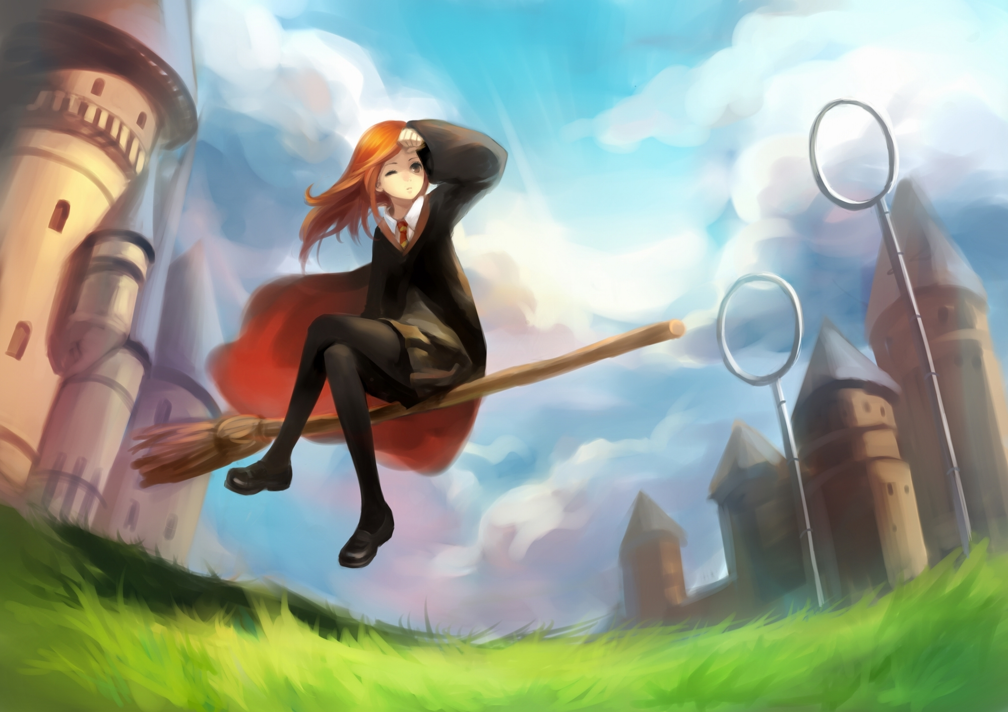 Quidditch - Harry Potter | page 2 of 4 - Zerochan Anime Image Board
