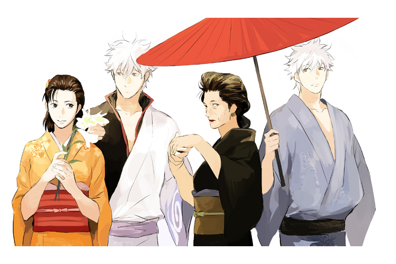Gintama wedding