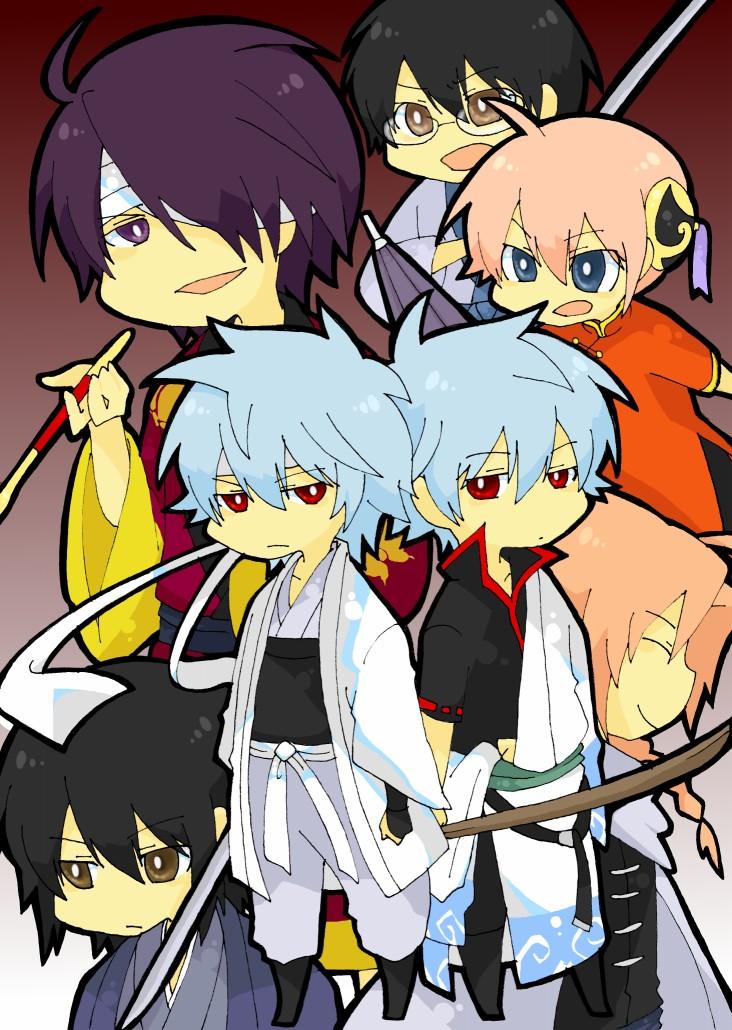 benizakura arc   gintama   zerochan anime image board