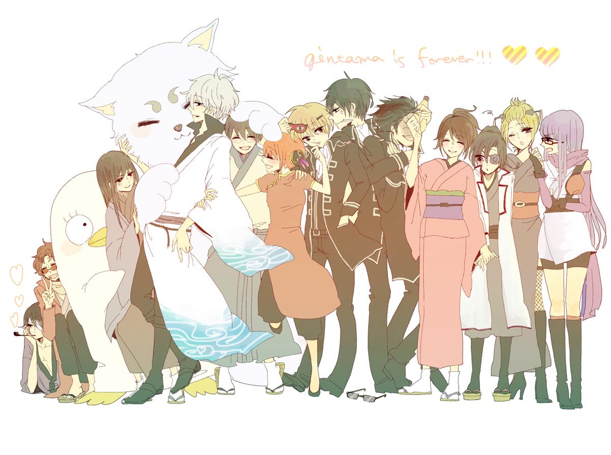 Gintama kagura wedding