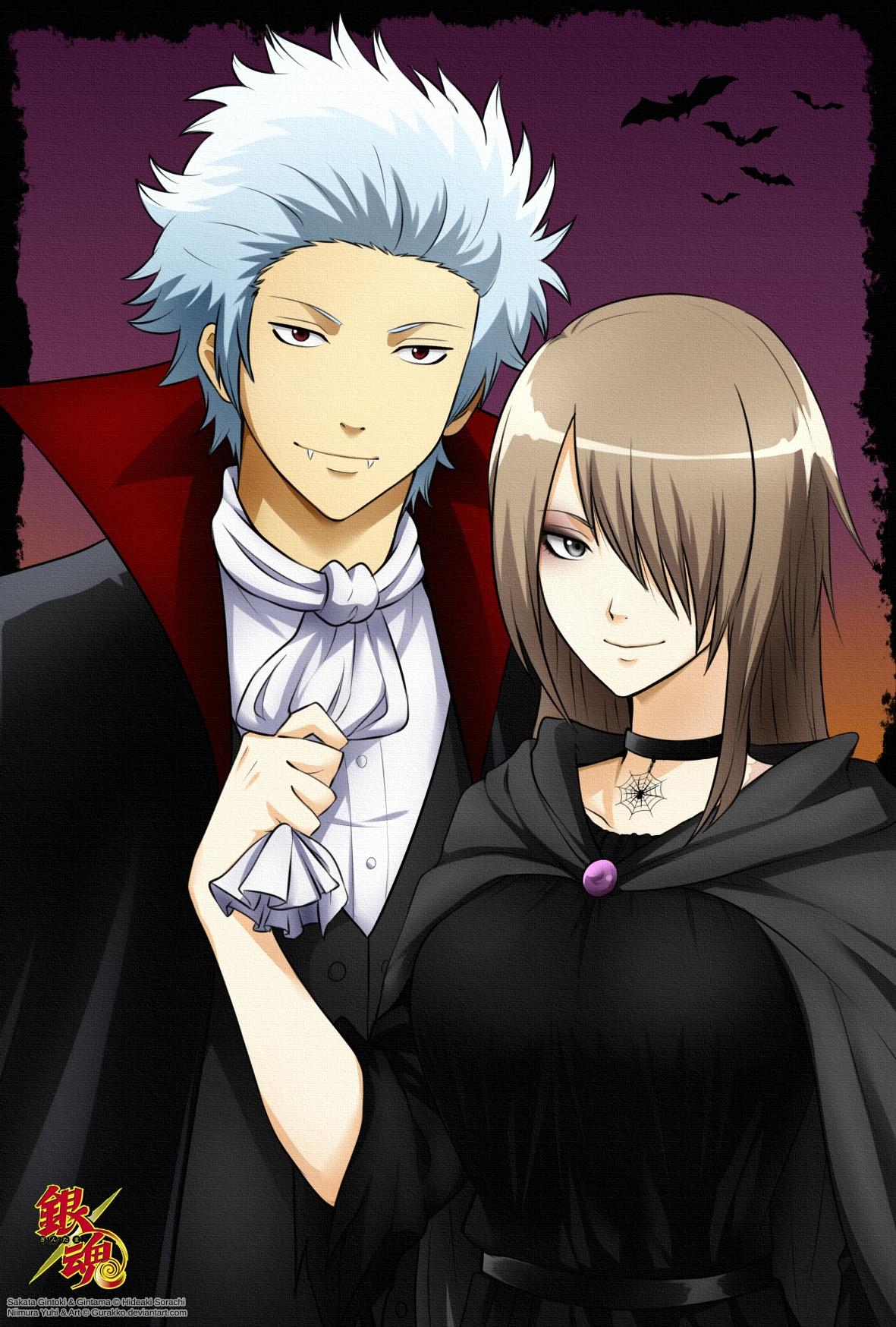 Anime Characters For Halloween : Gintama silver soul image zerochan anime