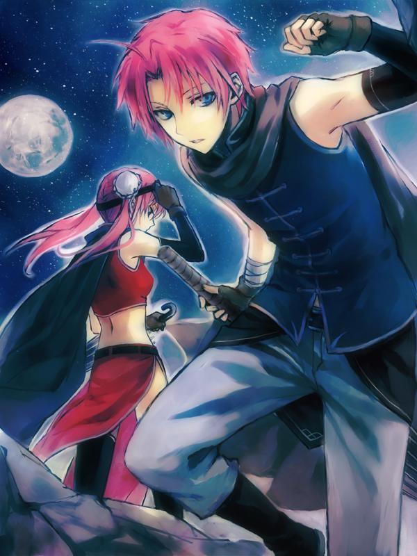Tags: Anime, Mg (Pixiv4935063), Gintama, Kamui (Gin Tama), Kagura (Gin Tama), Fanart, 2 Years After, Pixiv, Yato Clan, Silver Soul