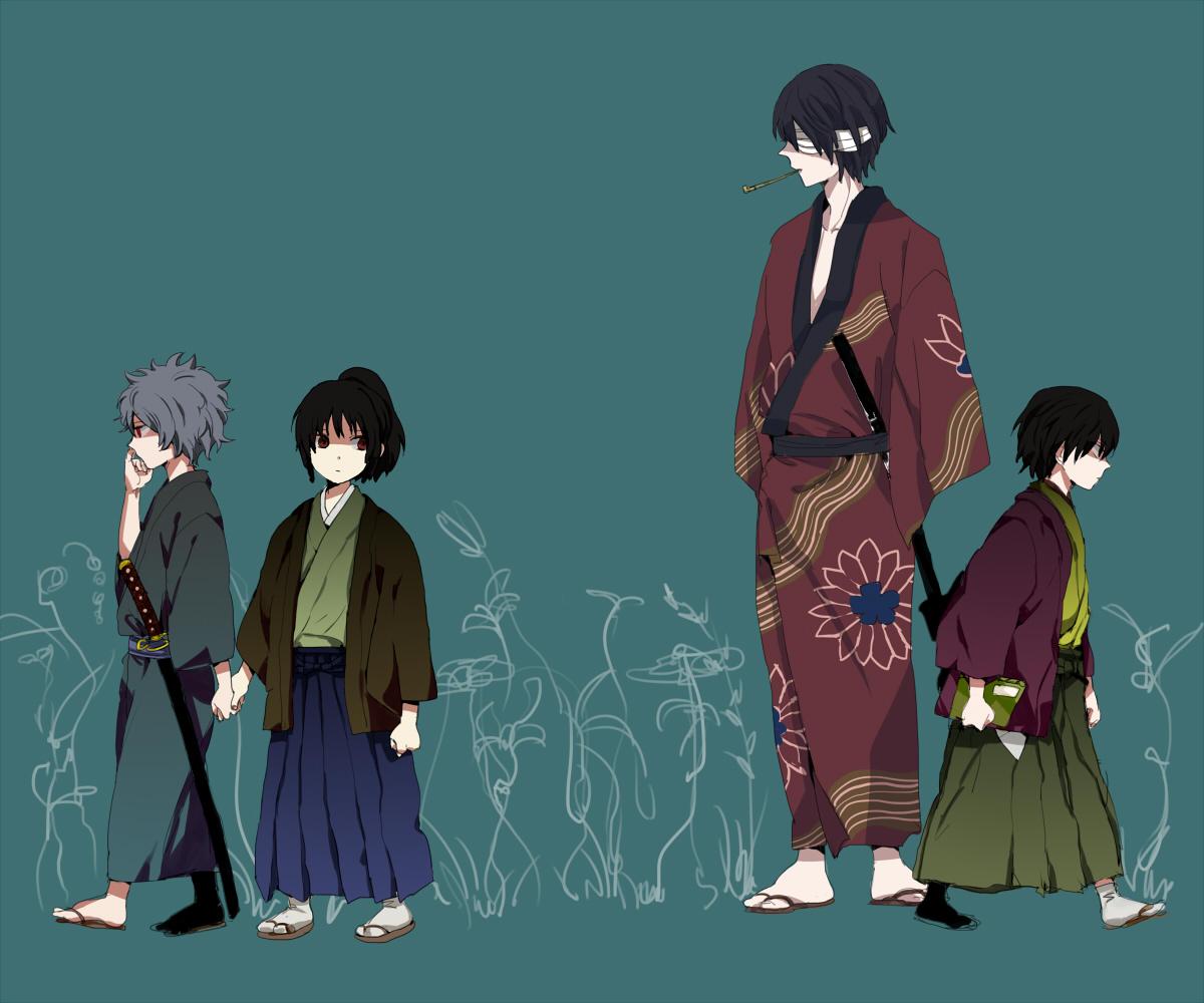 Gintama (Silver Soul) Wallpaper #988181 - Zerochan Anime ...Gintama Gintoki Past Wallpaper