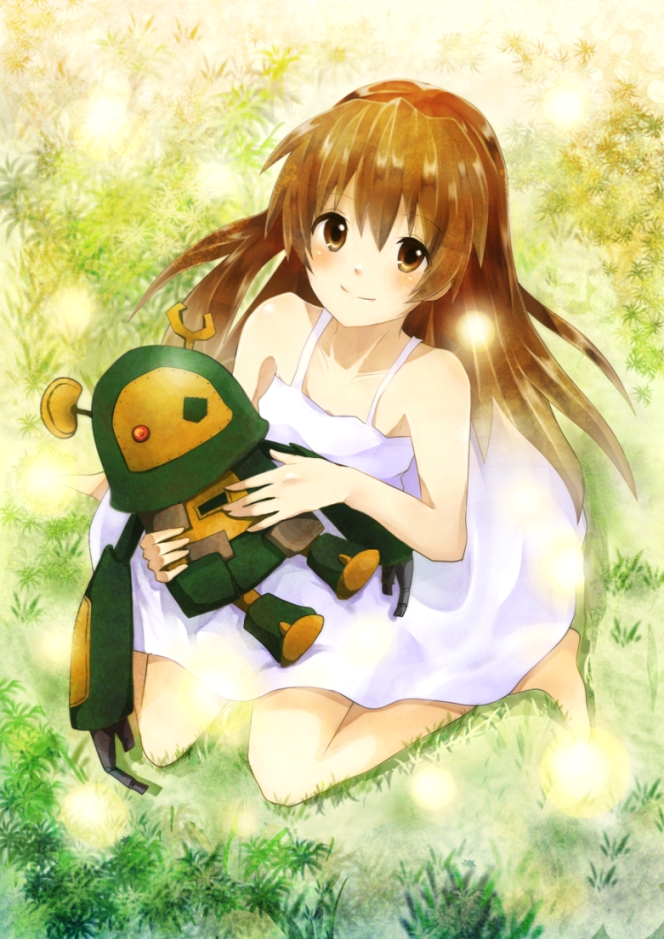 Tags: Anime, Pixiv Id 2417623, CLANNAD, Girl from the Illusionary World, Garbage Doll, Pixiv, Fanart From Pixiv, Fanart