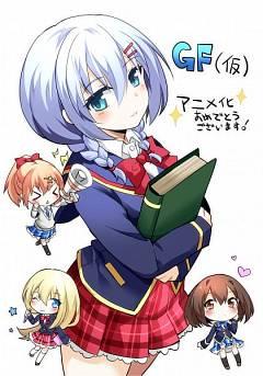 18 New Girlfriend (Kari) Anime Cast Members Announced