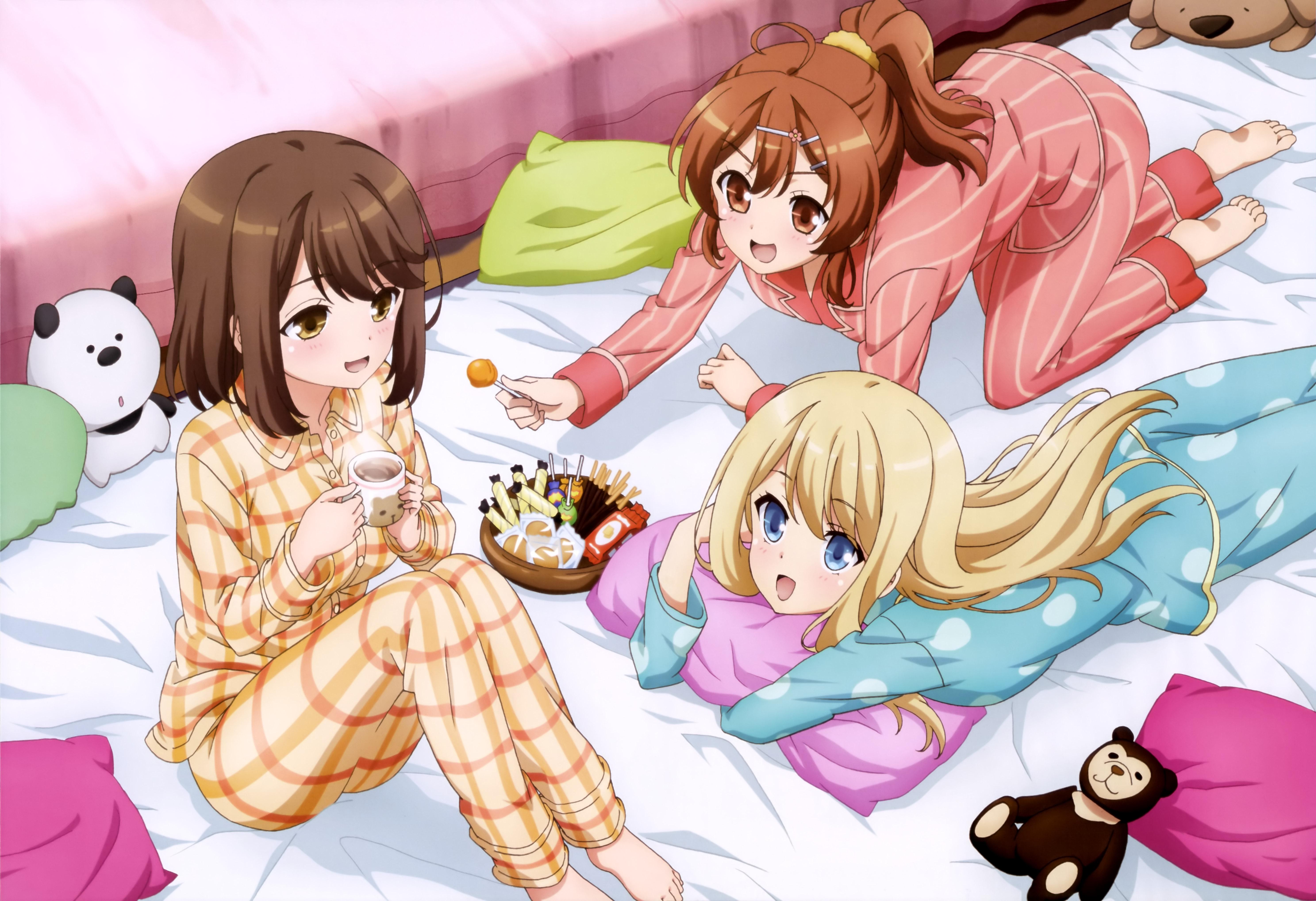 Girlfriend Kari Zerochan Anime Image Board