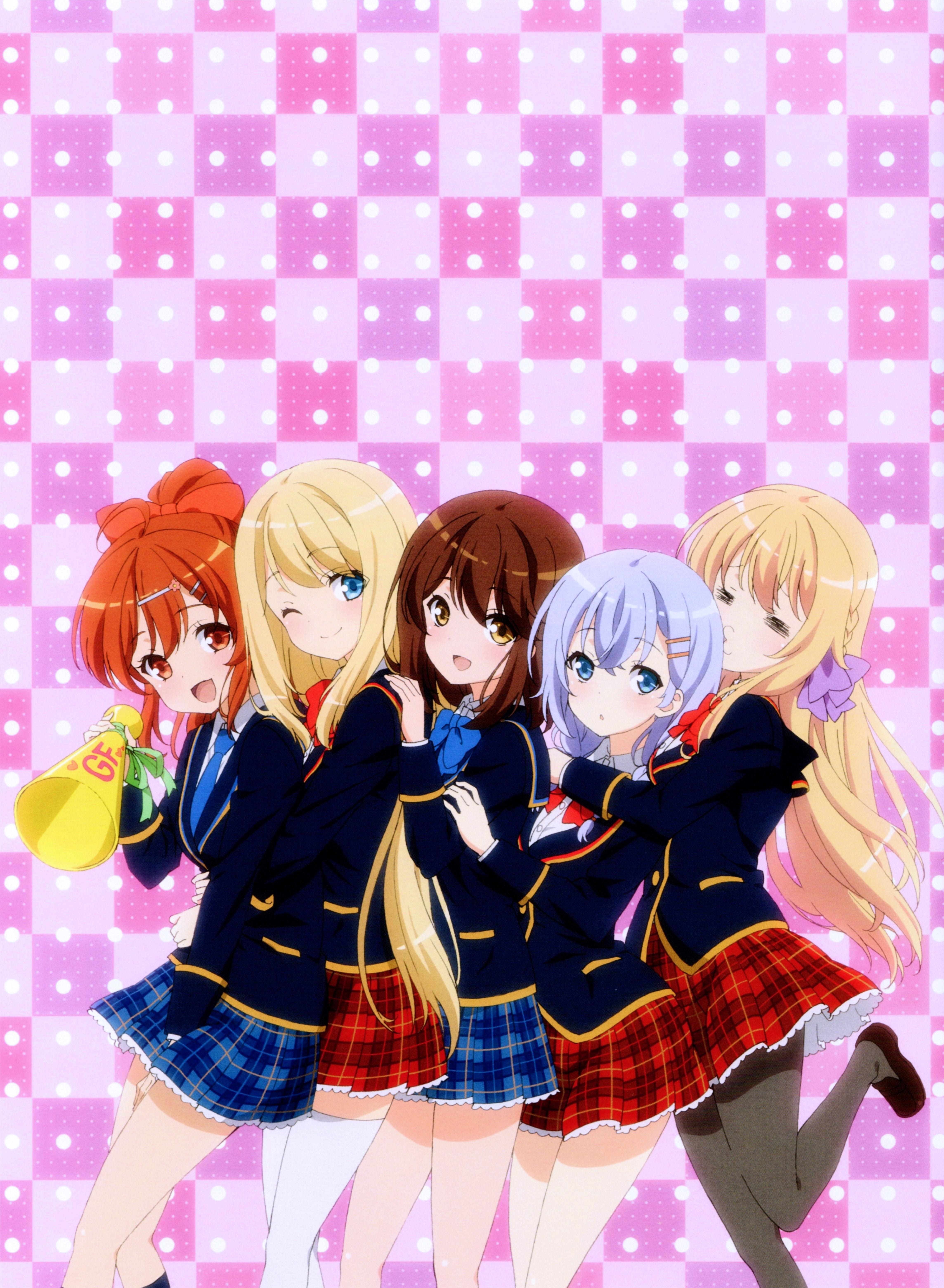 Girlfriend Kari Mobile Wallpaper 1877555 Zerochan Anime Image Board