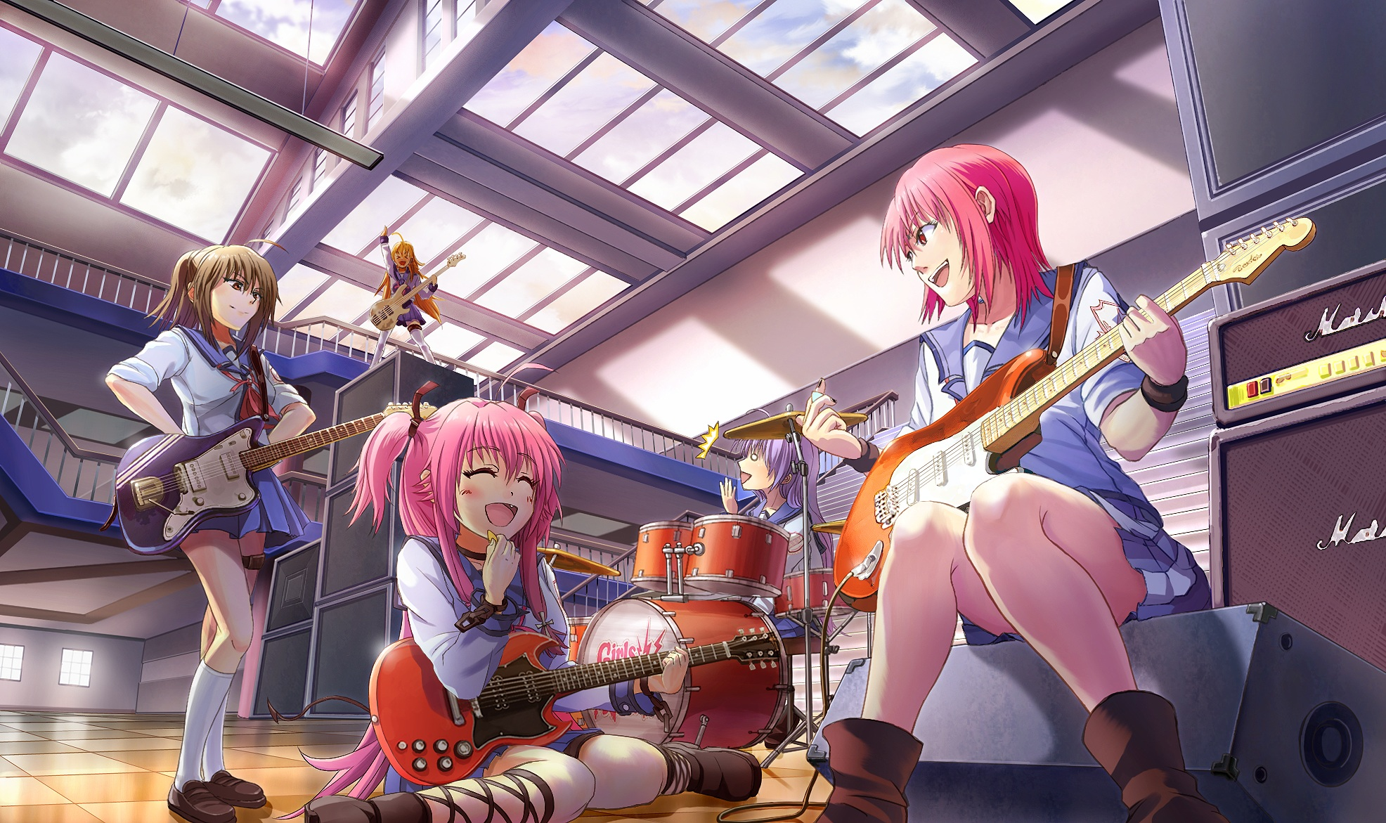 ce8cf7ad99f Angel Beats!, Wallpaper - Zerochan Anime Image Board