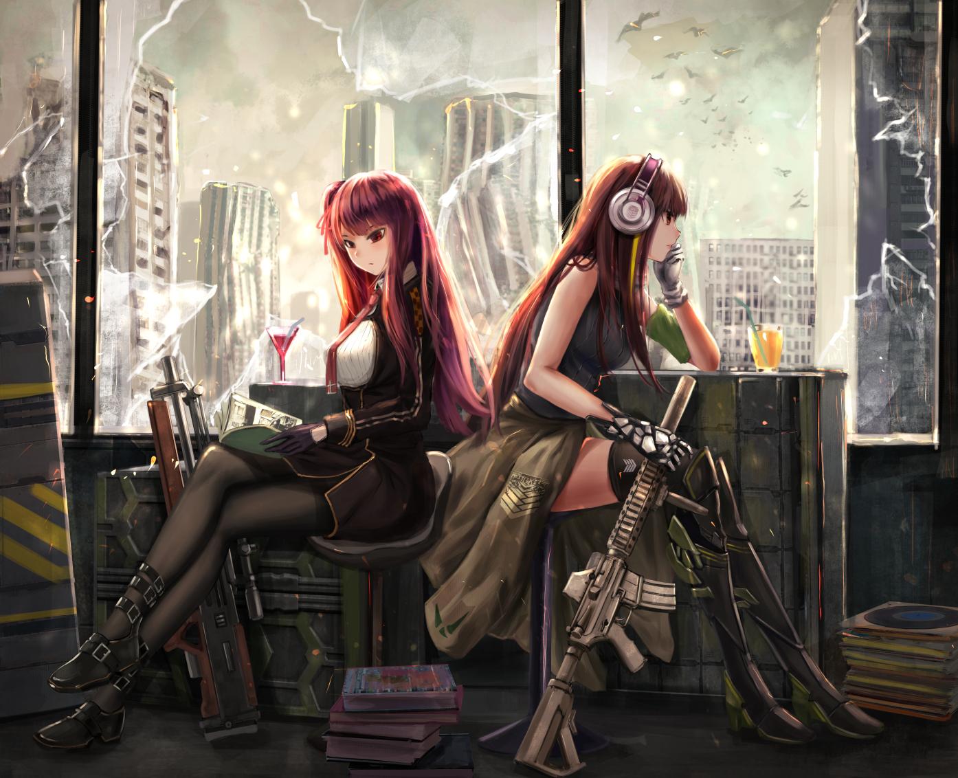 M4A1 Girls Frontline - Zerochan Anime Image Board-9831