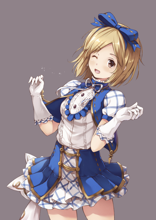 Tags: Anime, Pixiv Id 4552399, Granblue Fantasy, Gita (Granblue Fantasy), Mobile Wallpaper