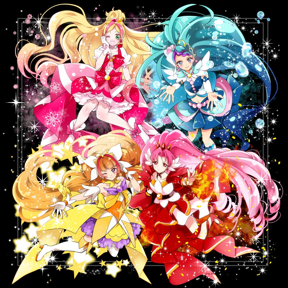 Cure mermaid fanart zerochan anime image board - Images princesse ...