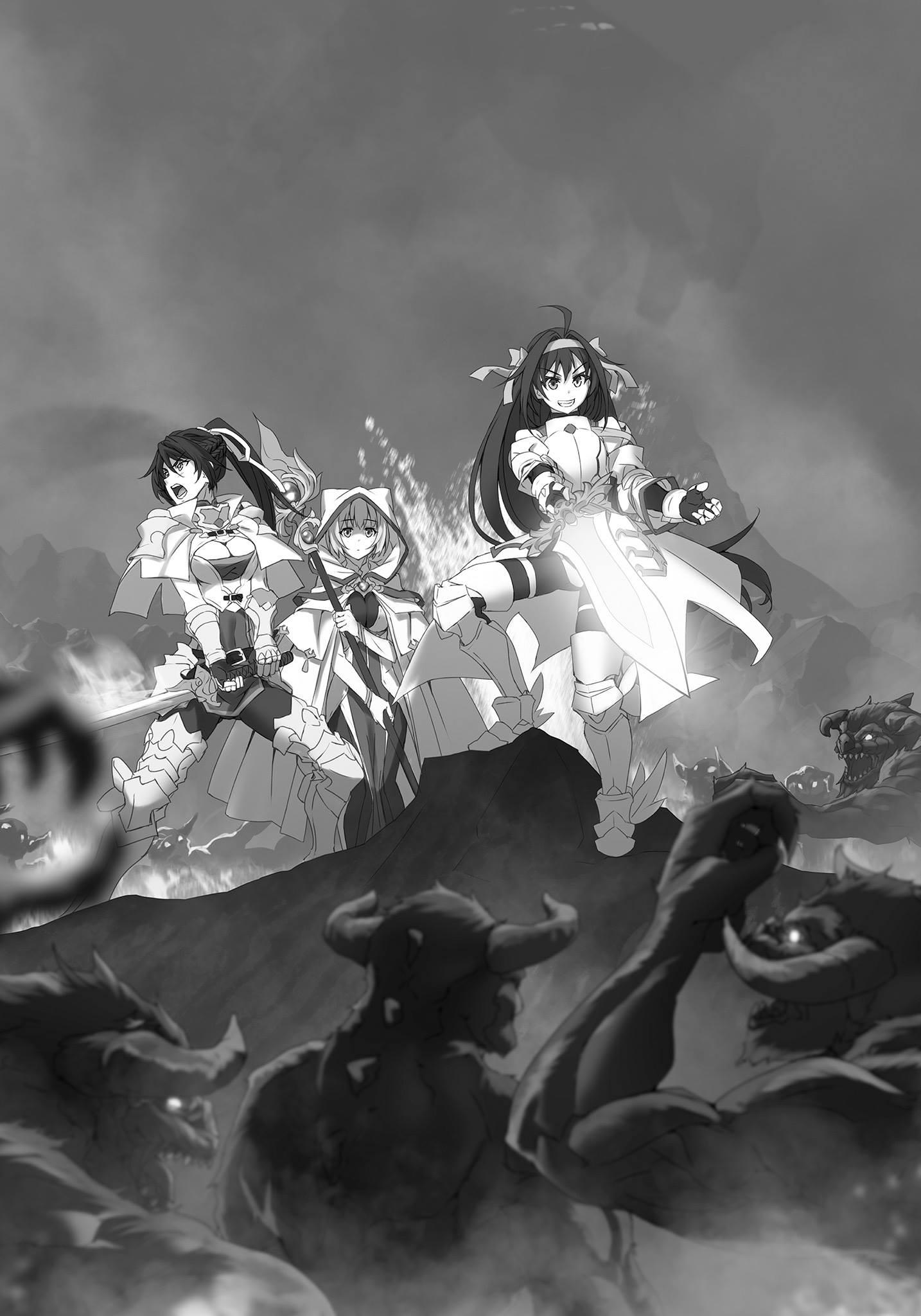 goblin slayer volume 4 pdf