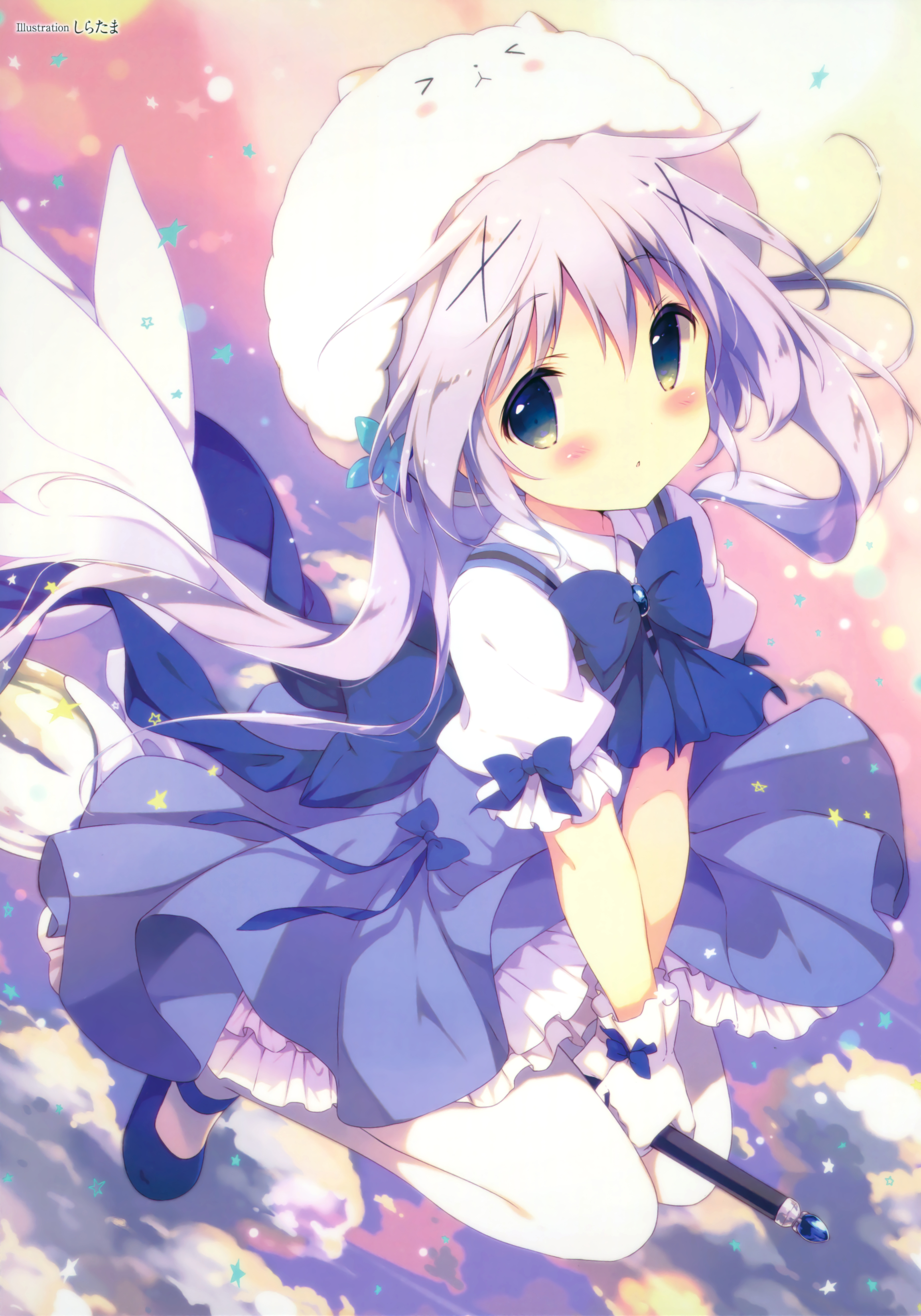 Is the order a rabbit download gochuumon wa usagi desu ka image