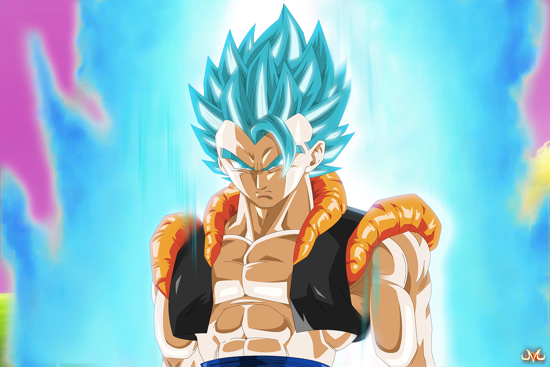 Gogeta Dragon Ball Wallpaper 2189117 Zerochan Anime Image Board