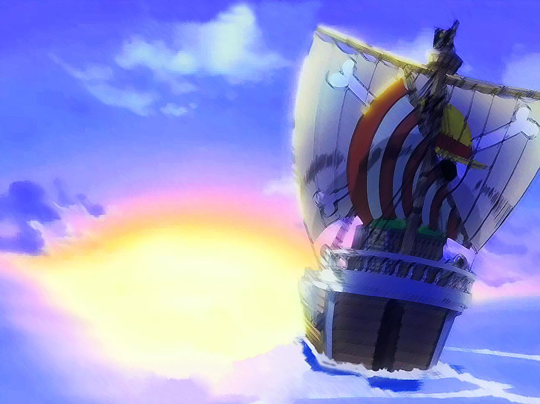 Going Merry - ONE PIECE - Image #1290193 - Zerochan Anime ...