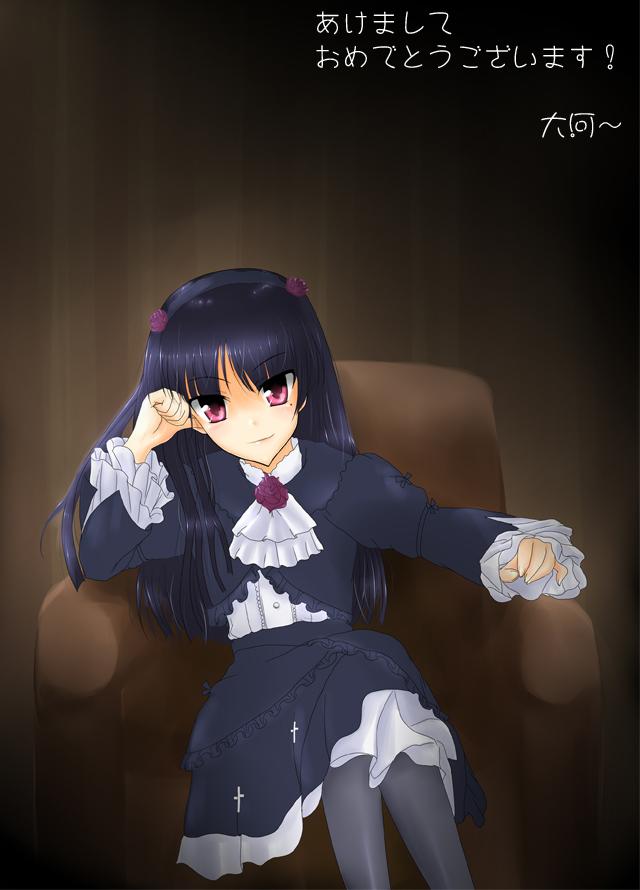 Tags: Anime, Taiga~Midnight, Ore no Imouto ga Konna ni Kawaii Wake ga Nai, Gokou Ruri, Fanart