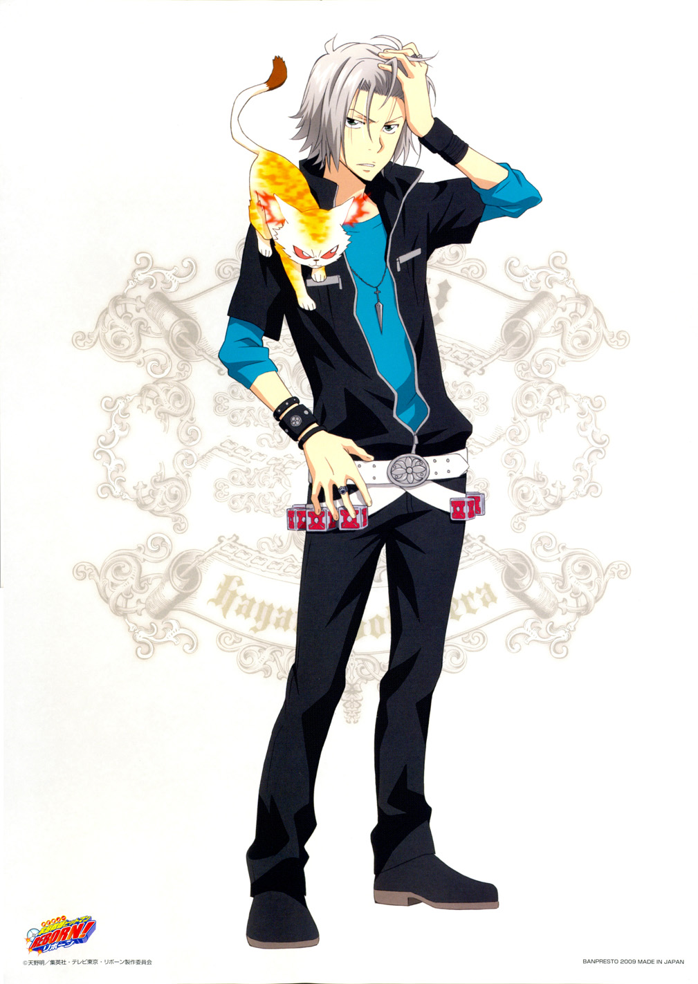 Gokudera Hayato/#349721 - Zerochan Katekyo Hitman Reborn Uri