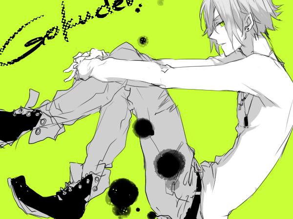 Tags: Anime, Iccan, Katekyo Hitman REBORN!, Gokudera Hayato, Fanart