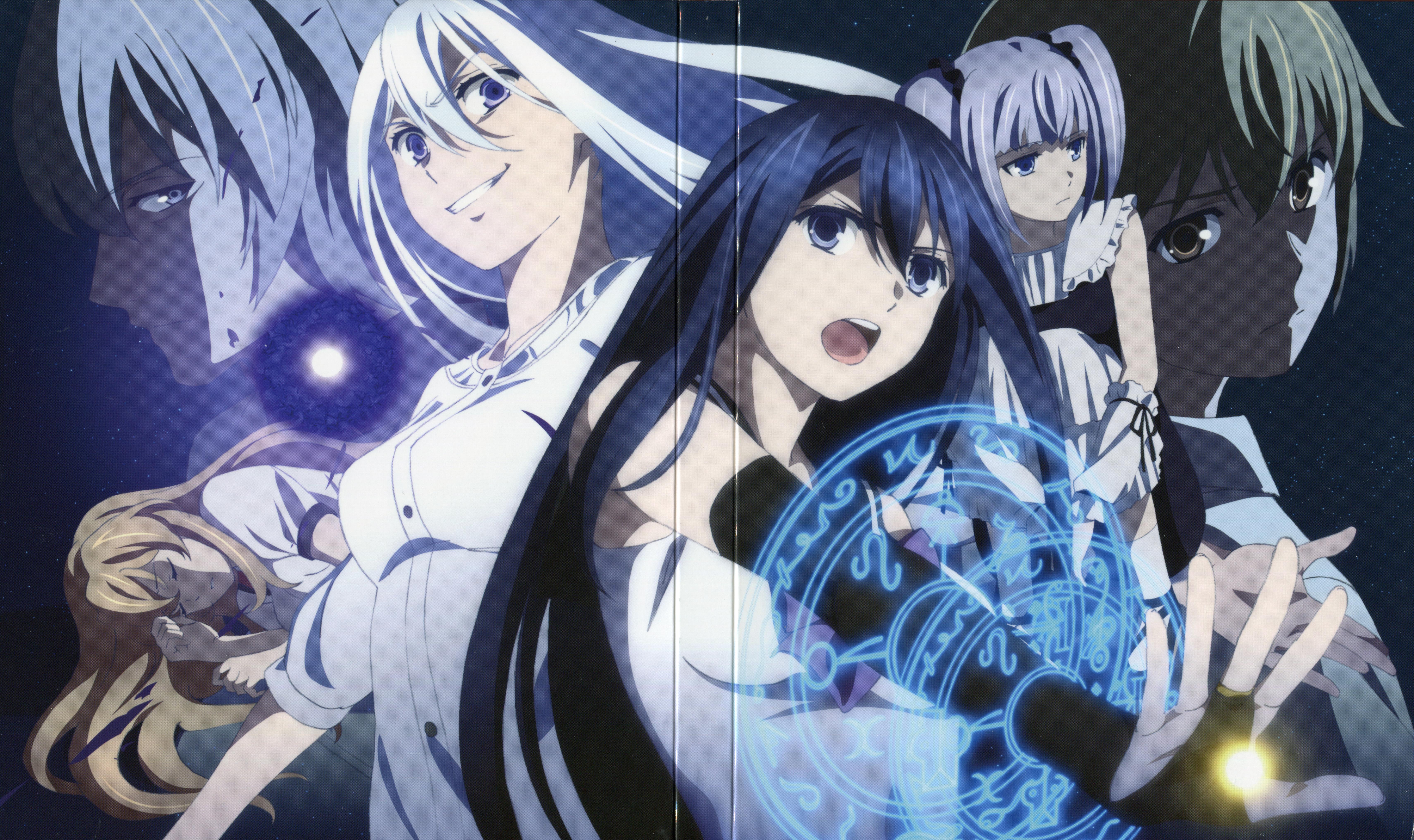 Kuroha Neko Gokukoku No Brynhildr Zerochan Anime Image Board