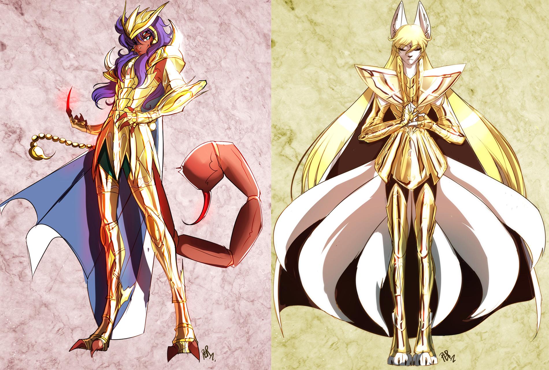 Gold Saints Saint Seiya Image 940113 Zerochan Anime