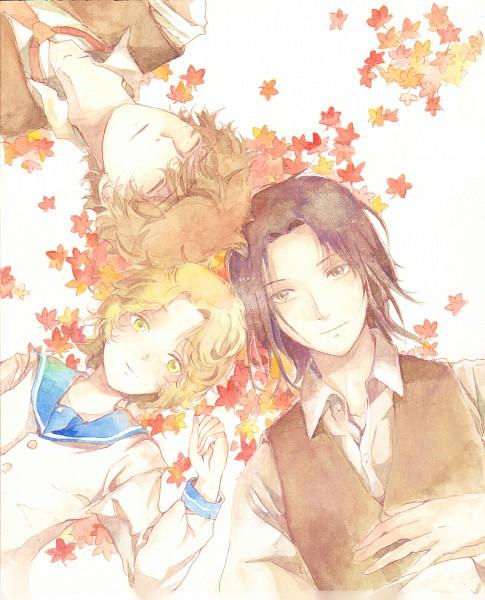 Golden Days/#586382 - Zerochan