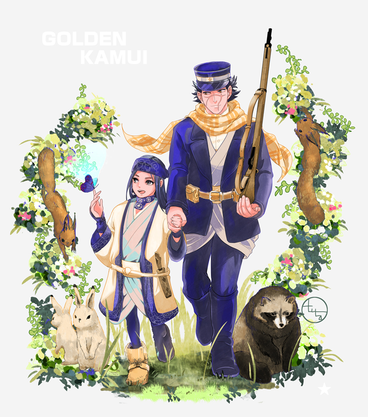 Golden Kamuy Image 2224997 Zerochan Anime Image Board Images, Photos, Reviews