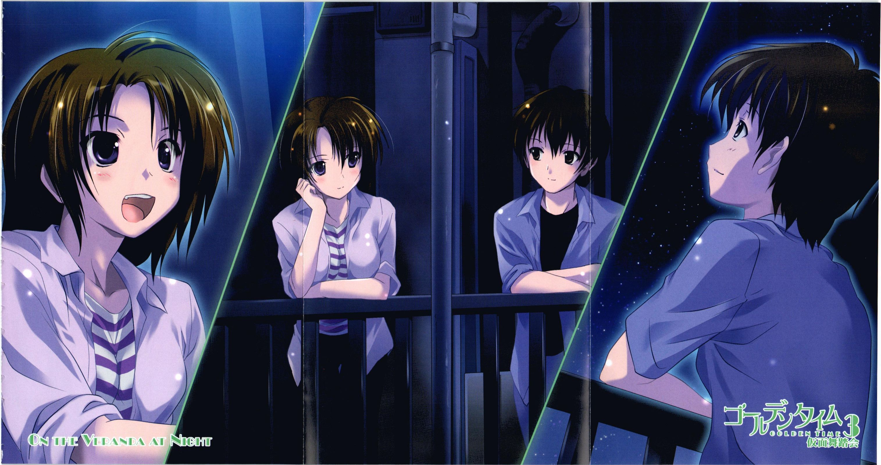 Tada Banri - Golden Time - Zerochan Anime Image Board