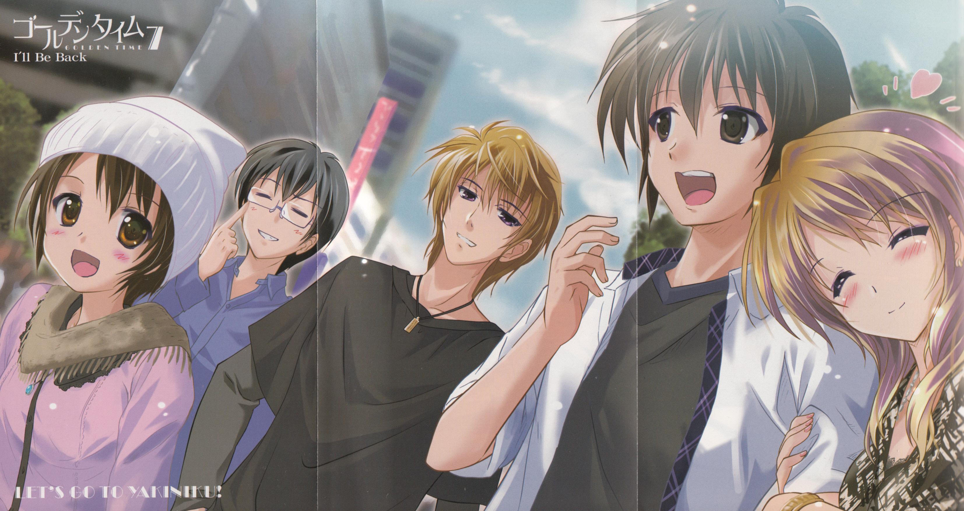 Golden Time - Zerochan Anime Image Board