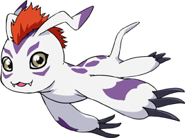 Tags: Anime, Toei Animation, Digimon Adventure, Gomamon, PNG Conversion, Official Art, Requested Upload