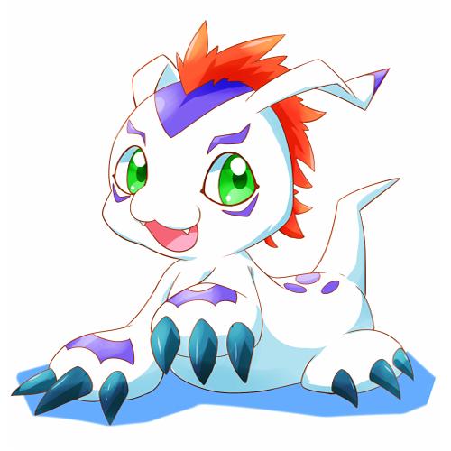 Tags: Anime, Pixiv Id 510253, Digimon Adventure, Gomamon, Fanart, PNG Conversion, Pixiv, Fanart From Pixiv