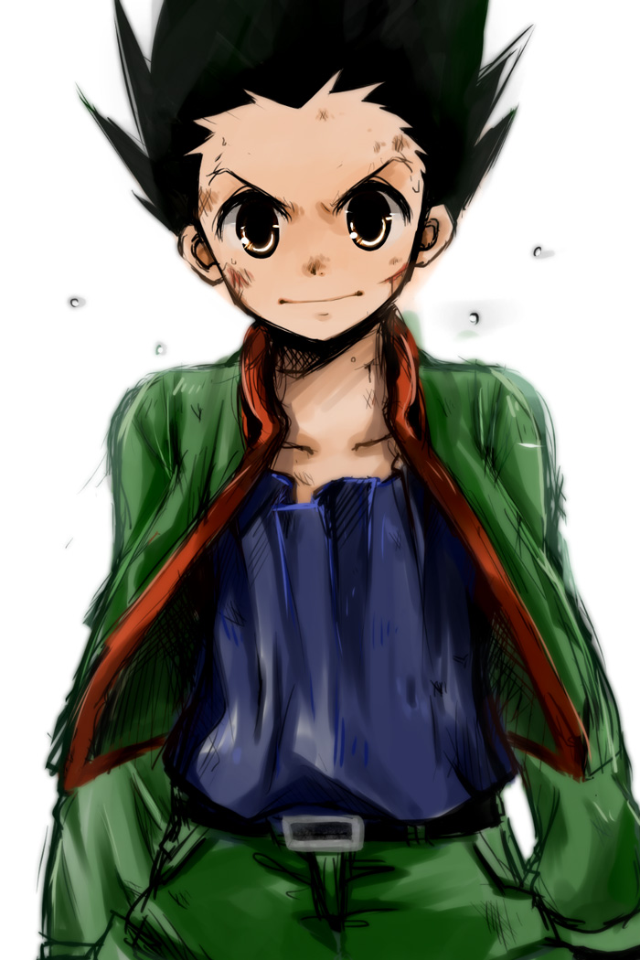 Gon Freaks Hunter X Hunter Mobile Wallpaper 1585260