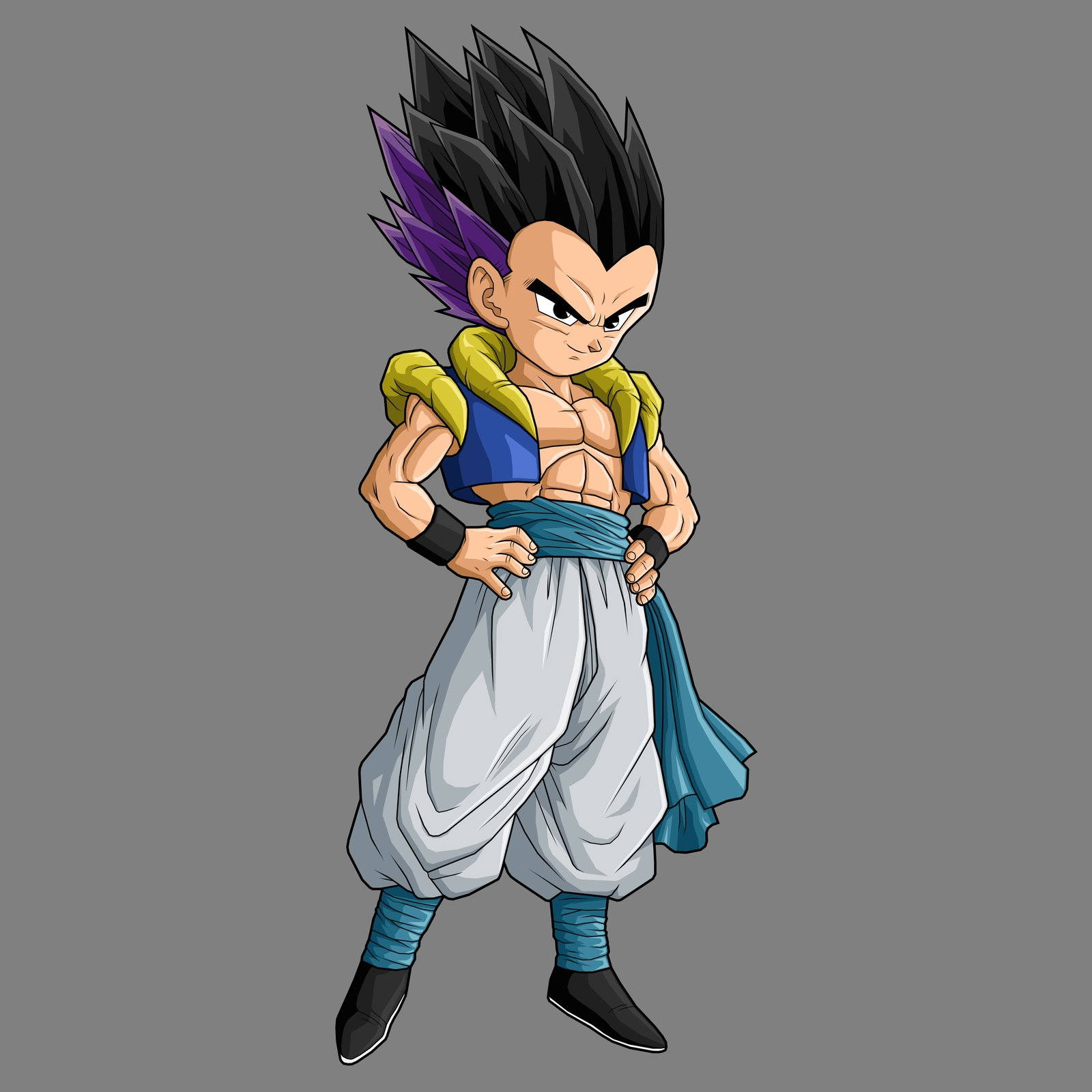gotenks - dragon ball - image  843775