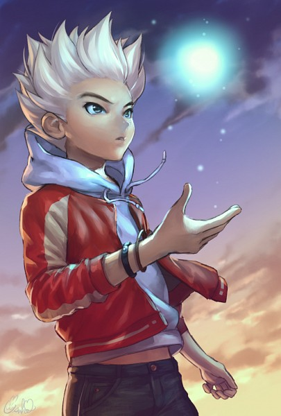 Tags: Anime, Pixiv Id 8546747, Inazuma Eleven, Inazuma Eleven: Ares no Tenbin, Gouenji Shuuya