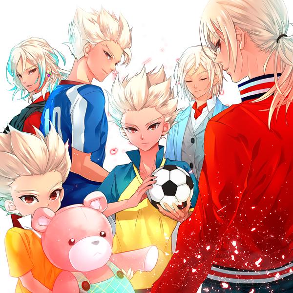 Gouenji Shuuya Inazuma Eleven Zerochan Anime Image Board