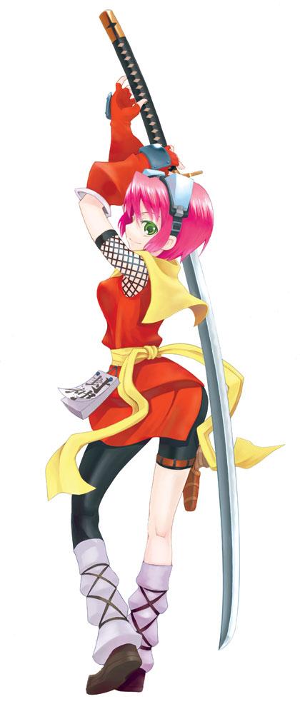 Tags: Anime, Gouma Reifu Den Izuna, Izuna, Izuna: Legend Of The Unemployed Ninja