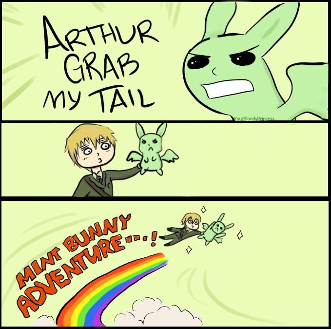 Tags: Anime, Axis Powers: Hetalia, Flying Mint Bunny, United Kingdom, Grab My- Meme, Allied Forces