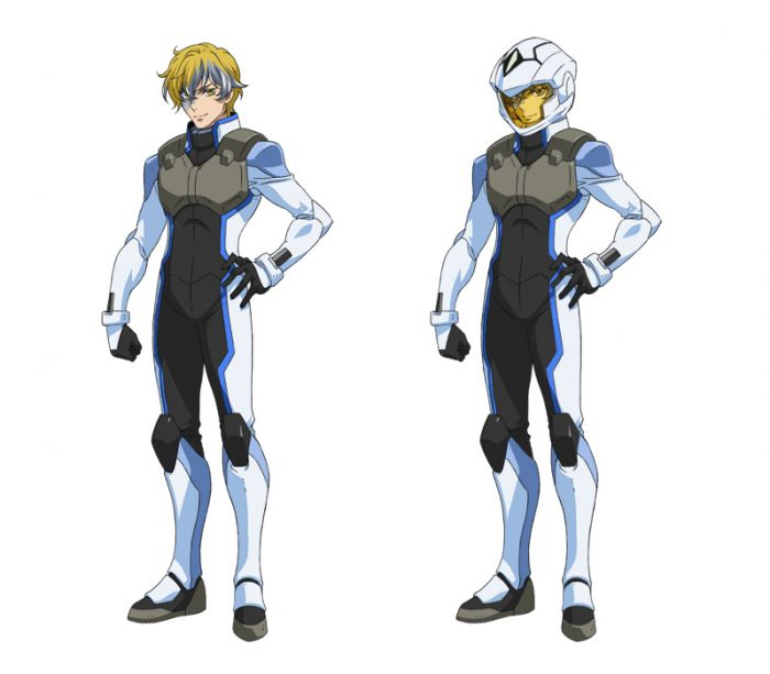 Graham Aker - Mobile Suit Gundam 00 - Image #2305659 ...