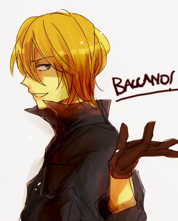 Tags: Anime, Baccano!, Graham Specter