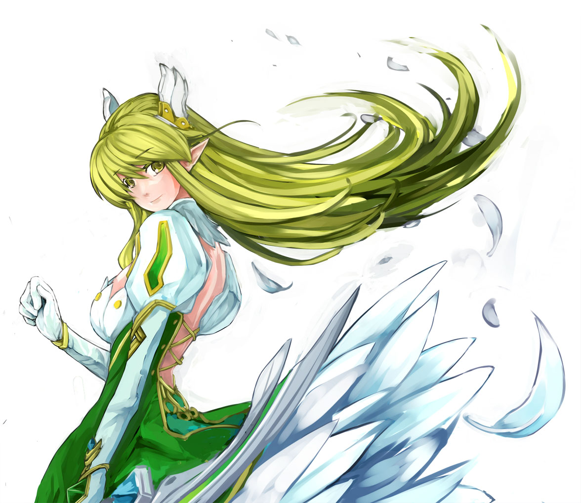 Tags Anime Elsword Grand Archer Rena