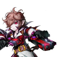 Luxus (Grand Chase) - Zerochan Anime Image Board