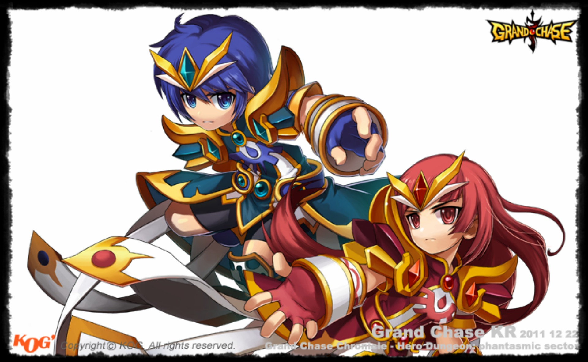Grand Chase Wallpaper #1118009 - Zerochan Anime Image Board