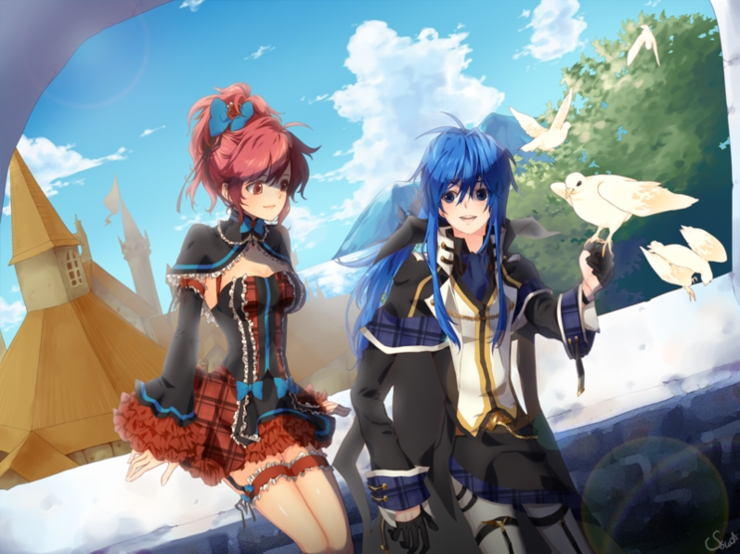 Elesis Sieghart - Grand Chase - Zerochan Anime Image Board