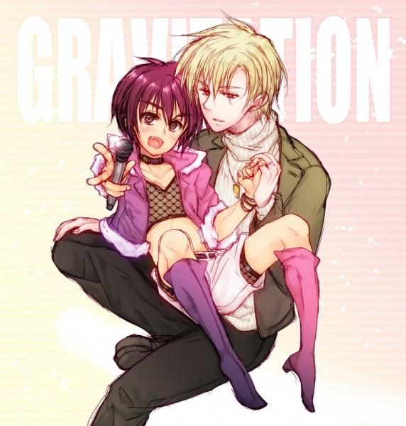 gravitation character: