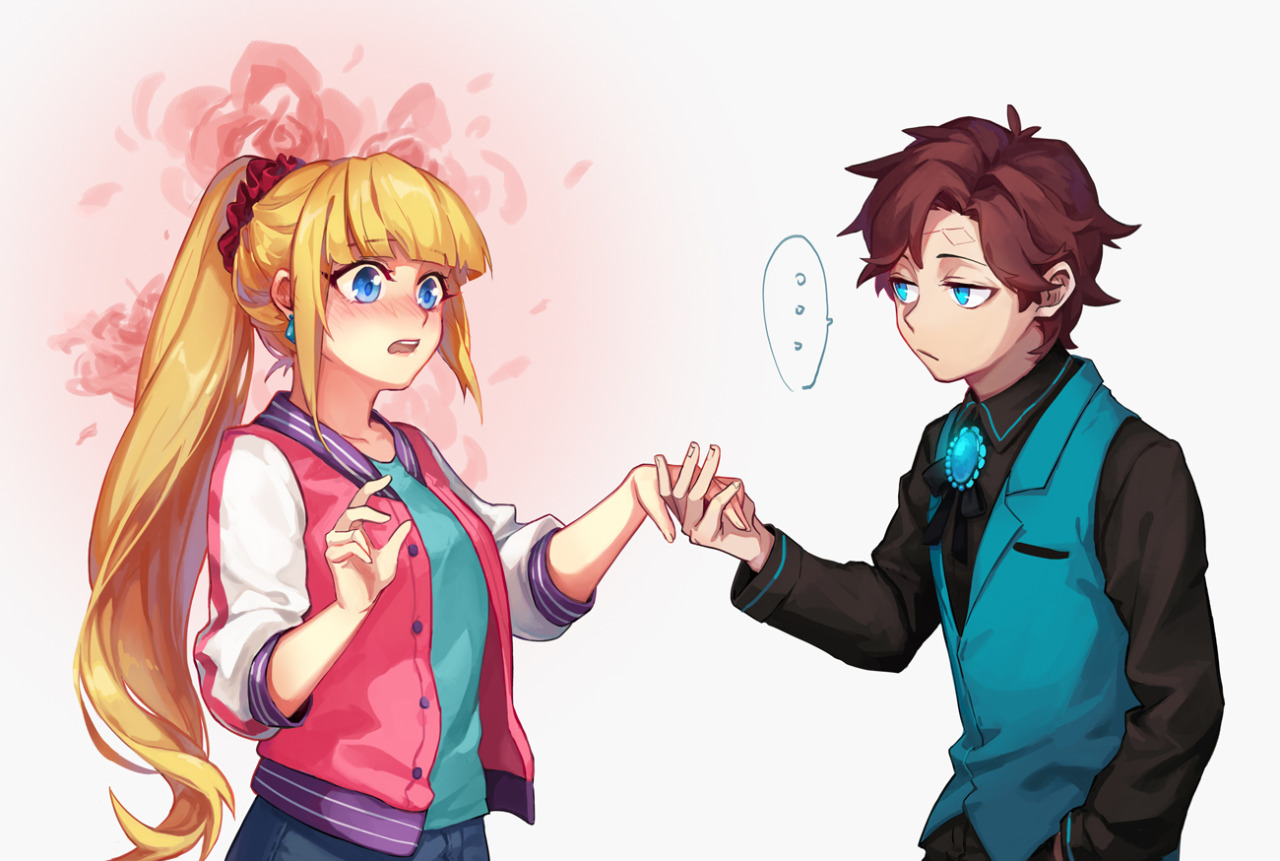 Anime Characters Vs : Pacifica northwest gravity falls zerochan anime image