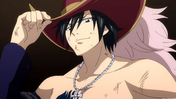 Tags: Anime, FAIRY TAIL, Gray Fullbuster, Muscles