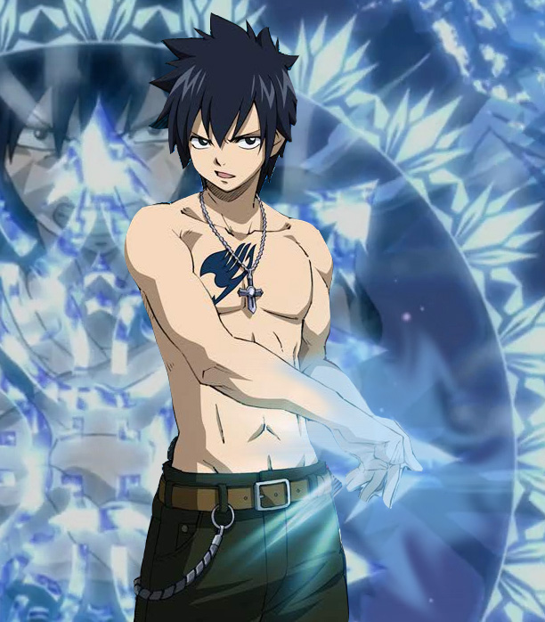 Tags: Anime, FAIRY TAIL, Gray Fullbuster