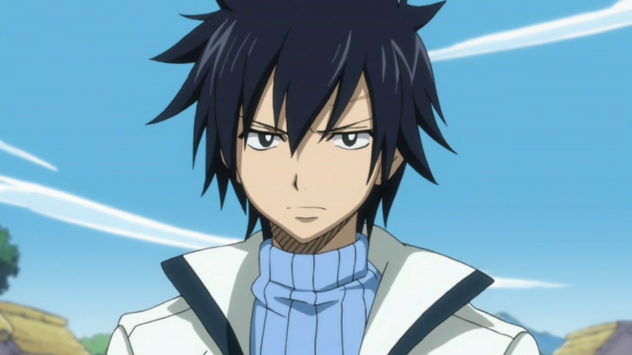 Gray fullbuster fairy tail zerochan anime image board - Image manga fairy tail ...
