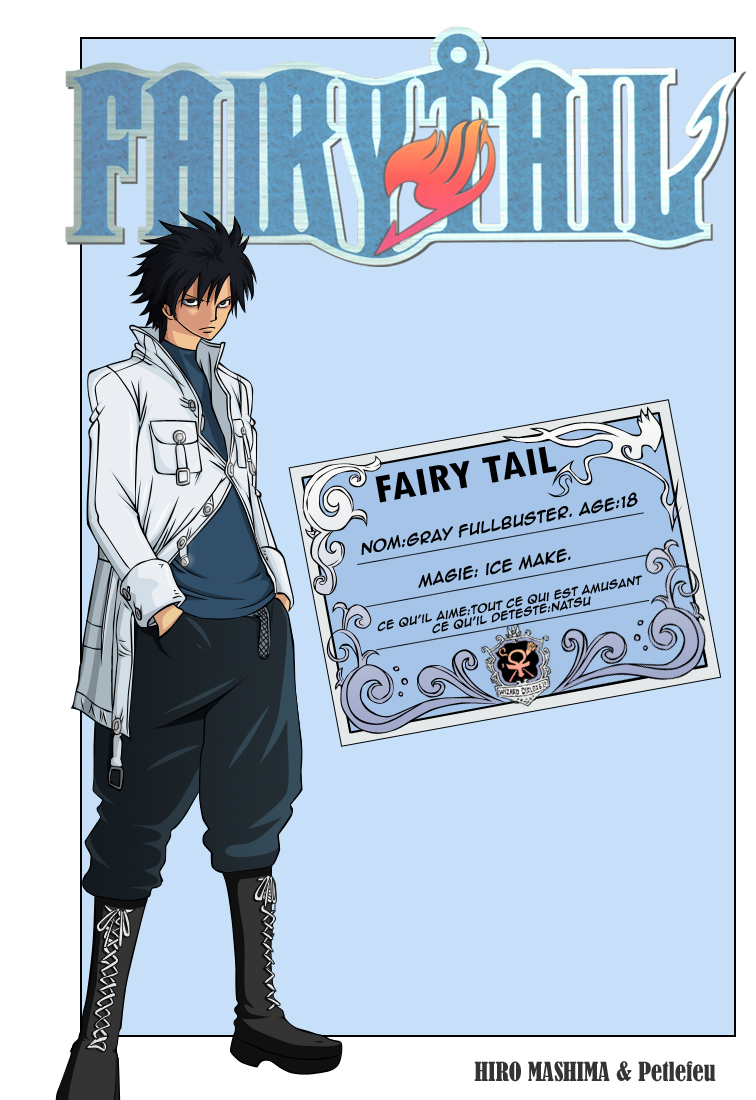 Gray Fullbuster Fairy Tail Mobile Wallpaper 71488 Zerochan